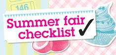 Have you downloaded our checklist template? http://www.pta.co.uk/fundraising/seasonal-ideas/summer-fair-checklist.aspx