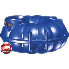 Plastová samonosná nádrž / jímka / septik / NEO 3000 l