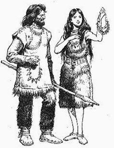 Ropas de abrigo en la época prehistórica