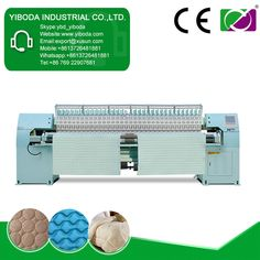 Source High Speed Quilting Embroidery Machine YBD 150 (Rolling Type Embroidery Machine) on m.alibaba.com