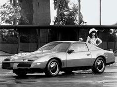 Pontiac Firebird Trans Am (1982 – 1985).