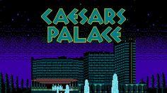 Caesar's Palace - NES Gameplay