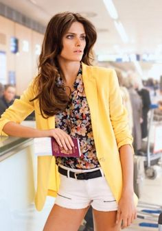Love the Blazer. Perfect to meet One Direction ;)