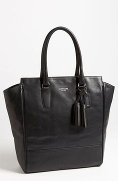 COACH 'Legacy - Tanner' Tote   Nordstrom.  Similar style as the Celine bag, but at a nicer price point.