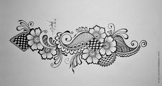 free drawing patterns to trace