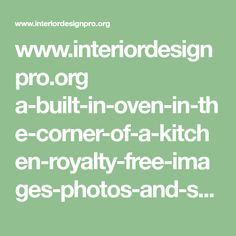 www.interiordesignpro.org a-built-in-oven-in-the-corner-of-a-kitchen-royalty-free-images-photos-and-stock-photography-inmagine-home-ovens-kitchens-and-microwaves