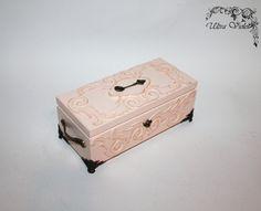Exklusive  Teebox Tee Tea Teebeutel Teekiste  wood von UltroViolet