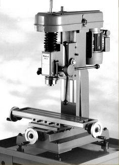 Myford Milling Machines
