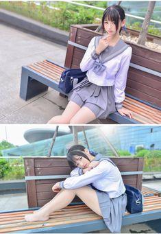 62 Ideas for baby girl cute asian School Girl Dress, School Girl Japan, School Uniform Girls, High School Girls, Japan Girl, Cute Asian Girls, Sweet Girls, Cute Girls, Cute Japanese Girl