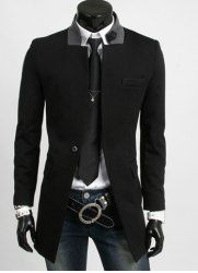 Mens Jackets & Outerwear - Cheap Leather Jackets For Men & Mens Winter Coats With Wholesale Prices on Sale | Sammydress.com Page 3