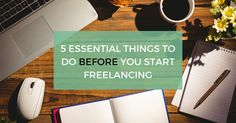 If you want to become a freelance health writer, it's important to know where you're going before you get started.