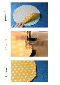 Small gifts for Christmas: kitchen charlottes! ultra simple and ultra practical. - Little Clary- Small gifts for Christmas: kitchen charlottes! ultra simple and ultra practical. – Little Clary - Coin Couture, Couture Sewing, Small Christmas Gifts, Small Gifts, Christmas Kitchen, Sewing Hacks, Sewing Tutorials, Sewing Tips, Bees Wrap