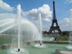 Los vuelos más económicos para visitar París http://www.rumbo.es/vuelos/baratos/PAR/paris/