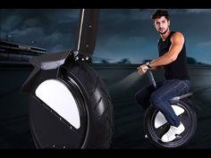 One Wheel Self Balancing Electric Scooter Gorilla Wheel 500W Motor LED – cheapbuynsave.com