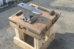 Cool- I like the table for the anvil as opposed to the anvil which is avg