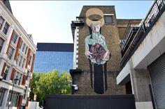 ✚ ✚ ✚ - THE CHURCH OF BEST EVER Hadley, All Art, Street Art, London, Style