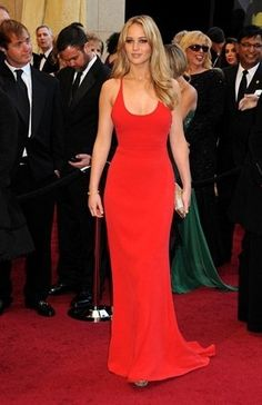 This is the moment I first laid eyes on Jennifer Lawrence in 2011 and I won't ever forget it. I hope I'm still watching her at the Oscars when we're both 80.