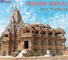 #ahmedabad #shamlaji #56_Cities #9_States #Pioneer in bus travel industry #ShrinathGroup of companies