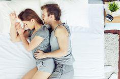Det siger måden, I sover på, om jeres forhold