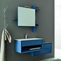 ... mobili bagno moderni sospesi Calix Novello  NOVELLO  arredo bagno