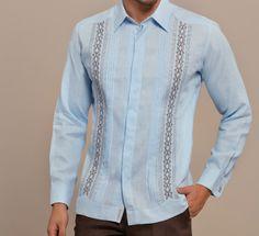 d37fea5e8d3 55 Best Deluxe Linen Guayaberas Slim Fit for men images