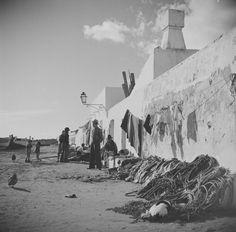 Artur Pastor - Algarve, Santa Luzia. Décadas de 40/50.