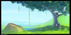 Environment Concept Artist