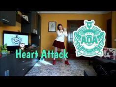 AOA - 심쿵해 (Heart Attack)   Alys Dance Cover