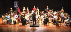 La Banda de Música de Almuñécar llenó de sonidos Disney la Casa de la Cultura