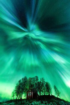 Spectacular Aurora (Norway) by Johnny Henriksen - 500px