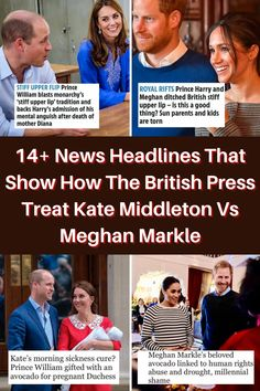 It is no secret that the British tabloids have been incredibly biased and favorable toward Kate Middleton. But when you put the headlines side-by-side, their unjustified bullying toward Meghan Markle becomes much more undeniable. Stylish Nails, Stylish Outfits, Winter Fashion Outfits, Summer Outfits, British Press, Page Boy, Wedding Heels, Balayage Hair, Baby Food Recipes