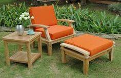 Resultado de imagem para wood garden furniture