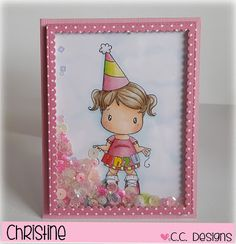 Handmade by Christine: HB2U Shaker...