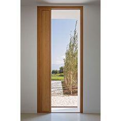 """Interior detail (Office block, Lustenau) Architects:  Be Baumschlager Eberle Photo: Eduard Hueber #interior #window #detail #timberframe #rooomwithaview…"""