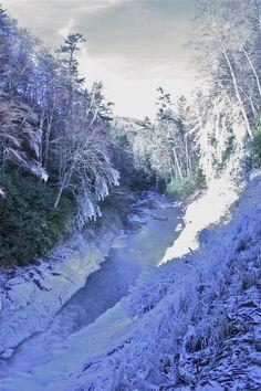 From viewer Dick Bennett - Down stream Dry Falls