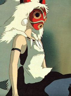 Princess Mononoke! Best anime I've ever seen by far...
