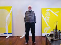 John Baldessari, Who Gave Conceptual Art a Dose of Humor, Is Dead at 88 - The New York Times John Baldessari, Michael Jackson, Jim Shaw, Appropriation Art, Traditional Paintings, Museum Exhibition, Global Art, Conceptual Art, Ny Times