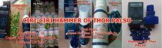 CIRI-CIRI HAMMER OF THOR ASLI DAN PALSU http://thorhammer.id/