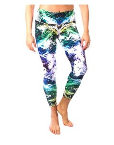 TWISTED ENVY Weightlifting Baby Printed Leggings Trousers