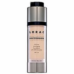 Mabey.not excited by it tho LORAC - Breakthrough Performance Foundation