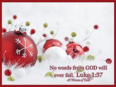 God IS Faithful and True