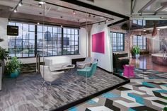 iQity office by Liz Hauswald, Columbus – US