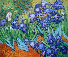 Vincent van Gogh_ Irises