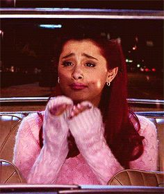 Animated gif uploaded by Lovely Feels. Find images and videos about gif, ariana grande and crying on We Heart It - the app to get lost in what you love. Victorious Nickelodeon, Icarly And Victorious, Ariana Grande Cat, Bilal Hassani, Cat Valentine Victorious, Bae, Sam And Cat, Jessie J, Jason Derulo