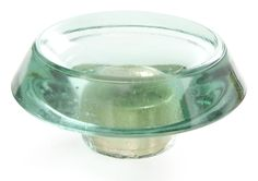 Patère Glass Knob Small / verre - Ø 12 cm