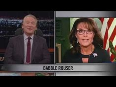 Bill Maher Shreds Republicans For Finally Admitting That Sarah Palin Is a Crazy Person (http://www.politicususa.com/2015/02/07/bill-maher-shreds-republicans-finally-admitting-sarah-palin-crazy-person.html)