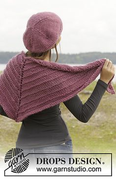 I'd love to see this made up in our bulky Snuggle yarn!