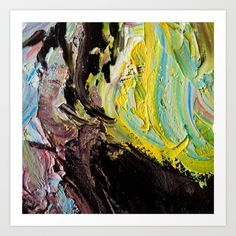 Lemonade Rainbow Art Print by Sir Torr. Worldwide shipping available at Society6.com. Just one of millions of high quality products available.