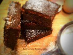 Recette Dessert : Brownie au nutella juste 2 ingrédients ! par Inbar