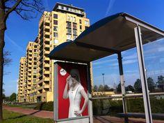 Droste campaign: Abri Rijswijk by Huub van Osch #vOSCH #huubvanosch #blahblahism #amsterdam #Droste